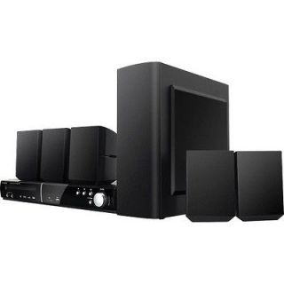 Coby DVD938 5.1 Channel DVD Home Theater System with Digital AM/FM