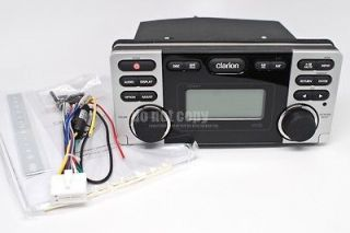 Clarion CMD7 Marine Boat Waterproof Radio Receiver CD/ w/ USB Port