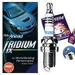 NGK Iridium Spark Plugs MITSUBISHI LANCER 1.6 12/99 01/01 CK4A BKR5EIX
