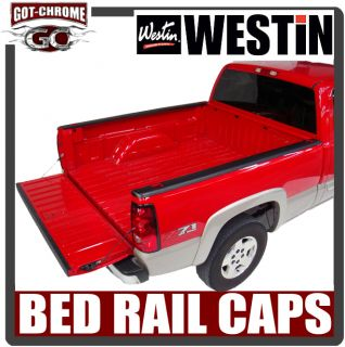 72 41611 Westin Wade Black Bed Caps Ford F Series 6.5 1980 1996 (Fits