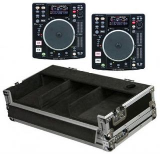 DENON DJ DN S1200 PRO AUDIO DJ SCRATCH MP3 CD PLAYER $199 COFFIN