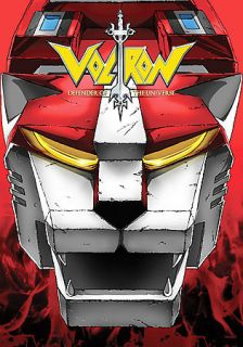 Voltron Defender of the Universe   Collectors Ed. 4 DVD BRAND NEW