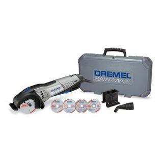 DREMEL #670 Mini Saw Attachment 1/4 Straight Clean Cuts Rotary Tool