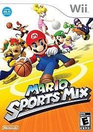 Mario Sports Mix Nintendo Wii Game Complete