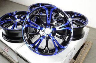 Effect Wheels Rims 4 Lugs Ford Escort Honda Civic Accord Corolla Jetta