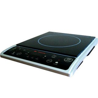 Portable Induction Cooktop , Freestanding Single Burner Stove Cook Top