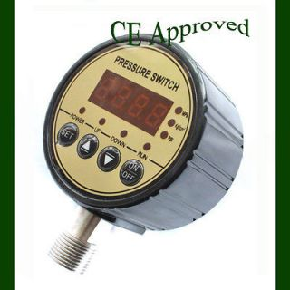 Digital Pressure Switch for Water Pump Air Compressor or Water Supply
