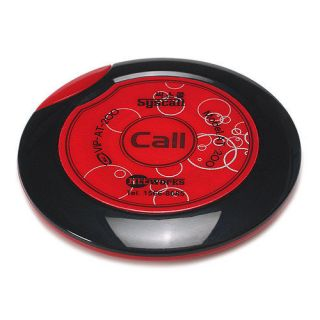 Restaurant wireless innovation system waiter call bell button
