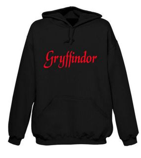 Harry Potter Houses G, S, H & R HOODIE 5 13 FREE NAME