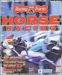 Daily Racing Form Horse Racing PC CD simulation game