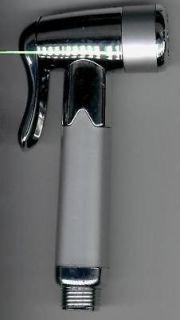 PLASTIC ABS HAND HELD SHATTAF MUSLIM HYGIENE SHOWER BIDET DIAPER