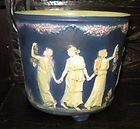 Weller Pottery Dickens Ware Male Golfer Vase