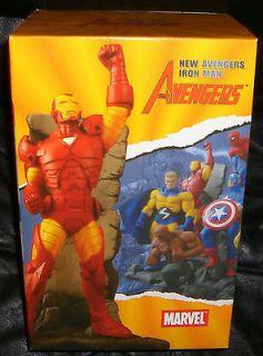 Sealed AVENGERS / NEW AVENGERS / IRON MAN STATUE #/0154/2500 NEW