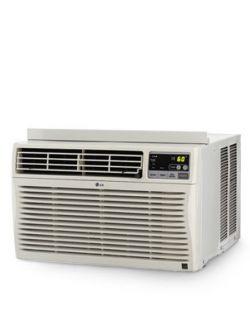 LG 8,000 BTU Window Air Conditioner with Remote / Energy Star
