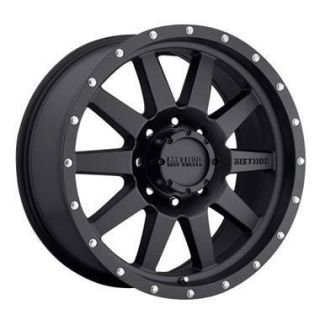 16 Method Black Wheel, 285/75R16 BFG All Terrain T/A Tire, Mount