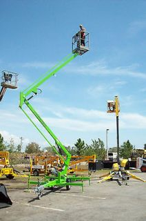 Nifty TM34 40 Boom Lift,Honda Power,Lowest Priced New Lift Made Today