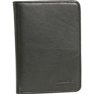Mobile Edge RFID Sentry Passport Wallet   Black