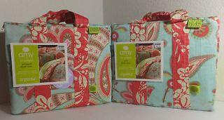NIP   Amy Butler Duvet Cover Sari Bloom TWIN or FULL/QUEEN MSRP $99