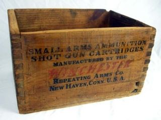 winchester in Ammo Boxes