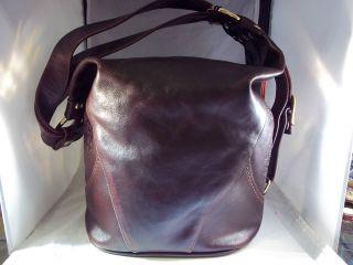 Marino Orlandi Brown leather Bag extra large