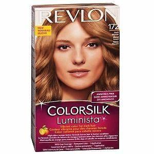 revlon colorsilk 60 dark ash blonde hair color