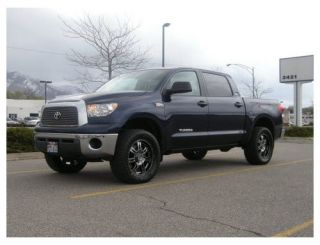 Toyota Tundra 2007+ 4WD/2WD 3 Front & 1 Rear Lift Kit (Fits: Toyota