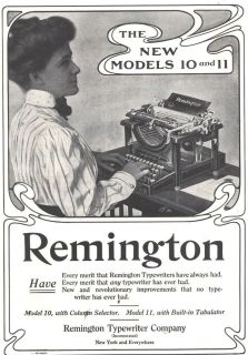 remington model 10 typewriter in Typewriters