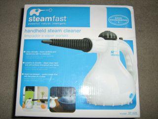 SteamFast SF 226 Handheld Steam Cleaner, Clean naturally, Steam on