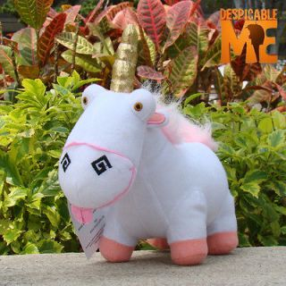 Despicable Me Plush Toy Unicorn 8 Movie Figure Fluffy Stuffed Animal