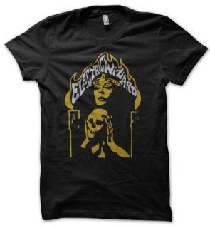 ELECTRIC WIZARD Doom Metal Band Mens T Shirt Black S, M, L, XL, 2XL