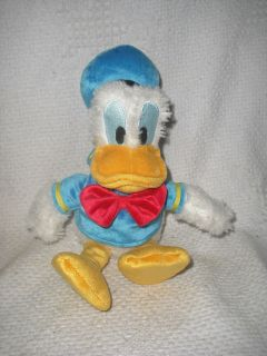 Plush Original Authentic Walt Disney World Donald Duck