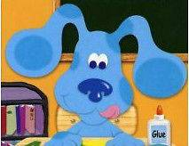 blue s clues abc vhs