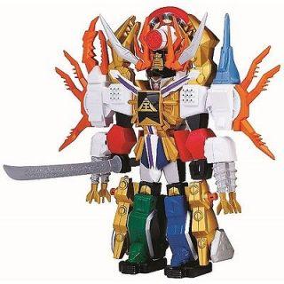 NEW Power Rangers Samurai GIGAZORD MEGAZORD bandai ZORD 31581