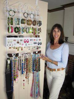 over door jewelry organizer in Jewelry & Watches