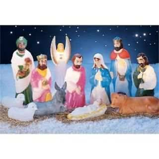Outdoor nativity sets lighted outdoor nativity sets outdoor nativity