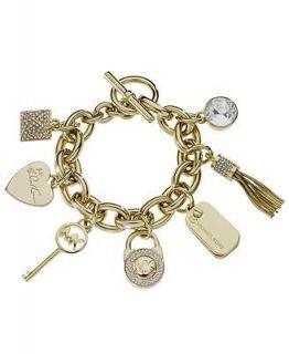 michael kors charm bracelet in Bracelets