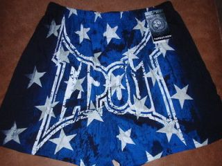 American USA Flag In God We Trust Mens Boxers Brand New with Tags