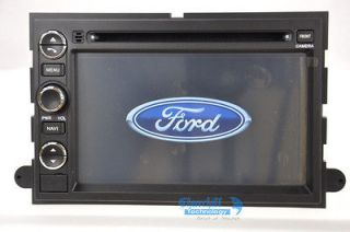 2005 06 07 Ford F 250 In dash GPS Navigation DVD CD Radio  iPod