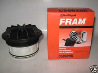 IHC Ford 7.3 Truck/Bus Fram CS8629A fuel filter w/Cap