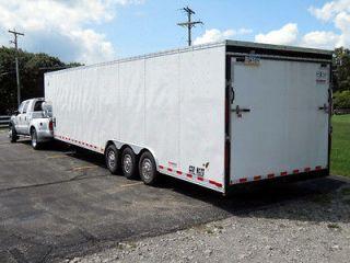 used cargo trailers in  Motors