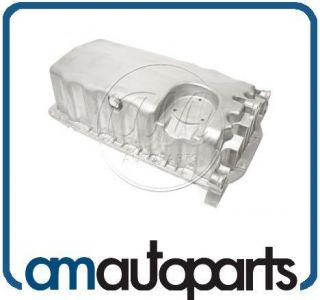 Volkswagen Golf Jetta Beetle 1.9L Diesel 2.0L Oil Pan VW Engine (Fits