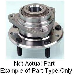 2001 chevy silverado 1500 4x4 front wheel bearing
