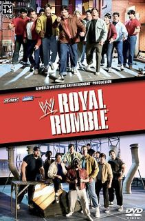 WWE   Royal Rumble 2005 DVD, 2005