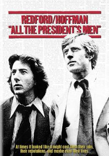 All the Presidents Men DVD, 2010