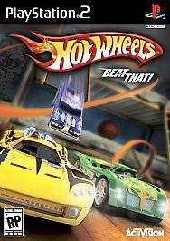 Hot Wheels Beat That Sony PlayStation 2, 2007