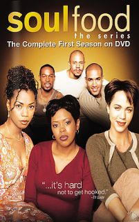 Soul Food   The Complete Series DVD, 2008, Multi  Disc Set