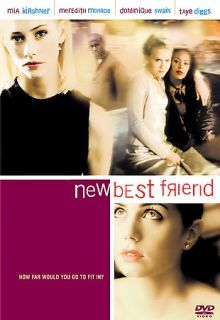 New Best Friend DVD, 2002