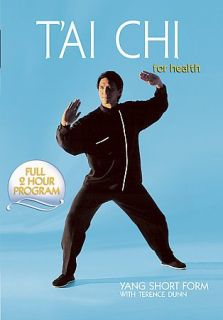 Tai Chi for Health   Yang Short Form DVD