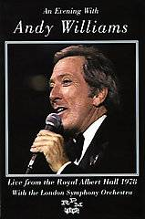 Andy Williams   An Evening With Andy Williams Royal Albert Hall 1978