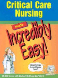 Nursing by Springhouse Publishing Company Staff 2000, CD ROM